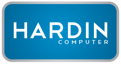 Hardin Computer Logo